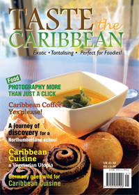 Taste The Caribbean Magazine