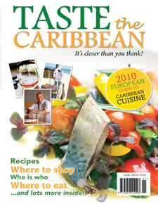 Taste The Caribbean European Guide and E-store